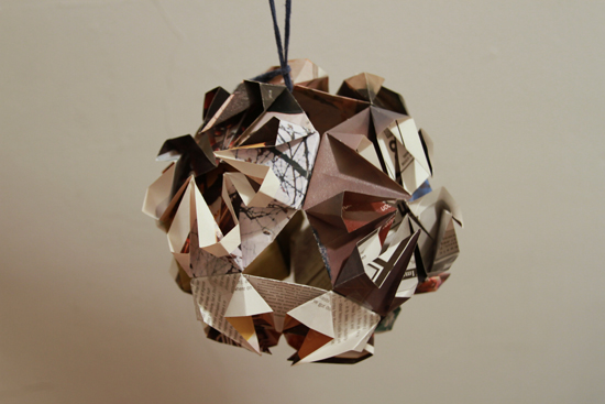 How to Fold an Origami Ornament | eHow.com